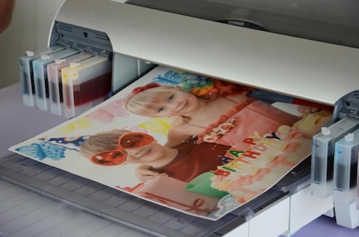 Ostya nyomtatás